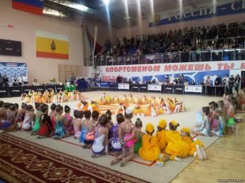 VIII турнир городов России по художественной гимнастике на «Кубок Лебедевой»