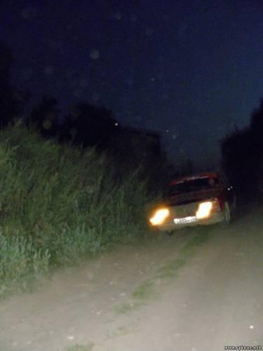 Ночь в Рыбном