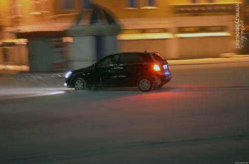 Полезные советы водителю «Как правильно ездить зимой на машине».