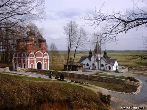 Фотоотчет Никольская церков