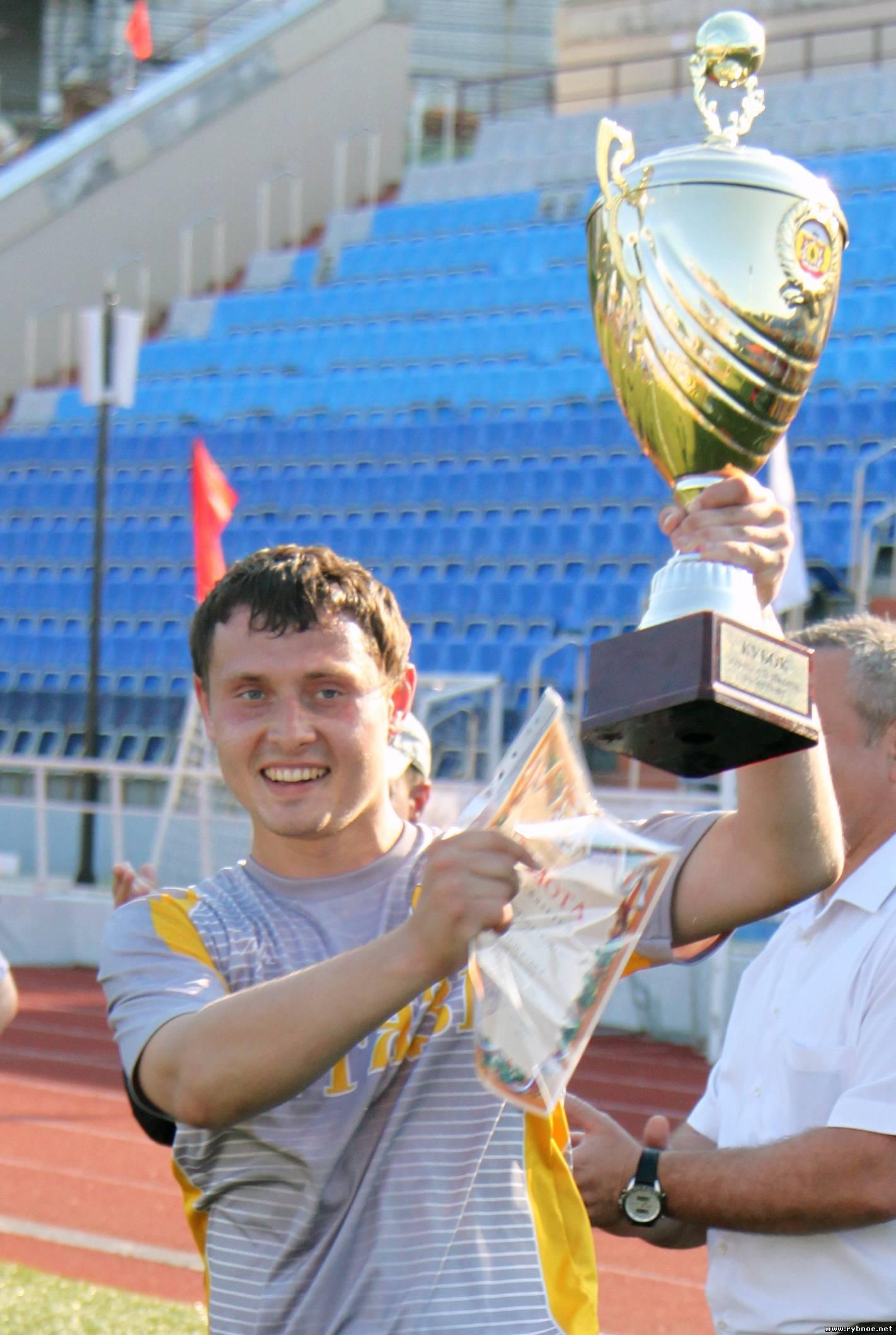 ФК Витяхь - чемпион