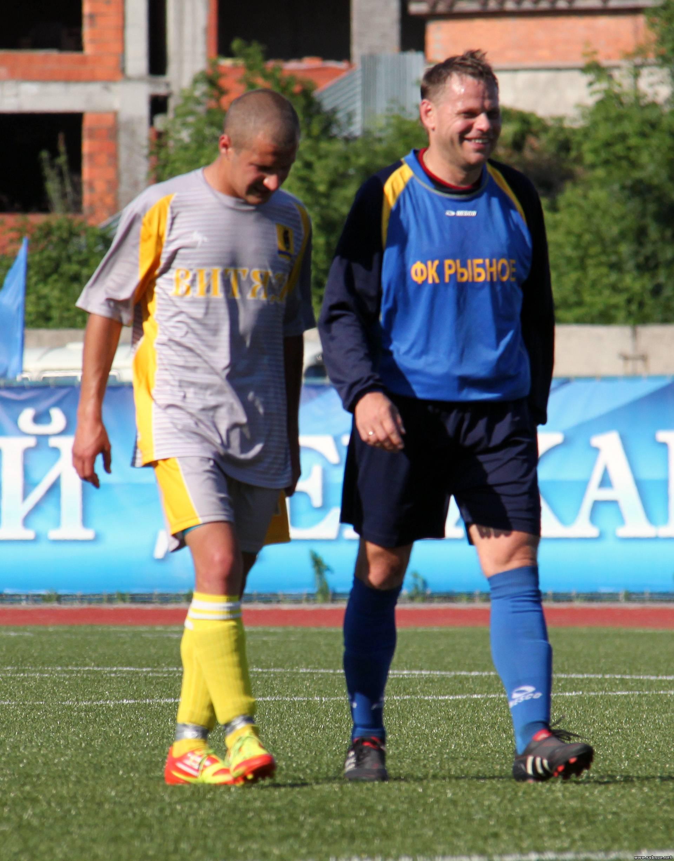 Футбол в Рязани