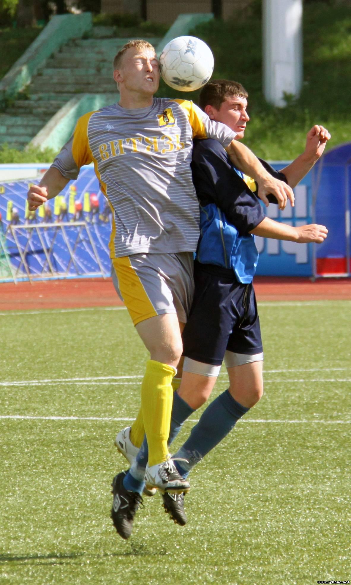 Финал кубка рязанской области по футболу 2012
