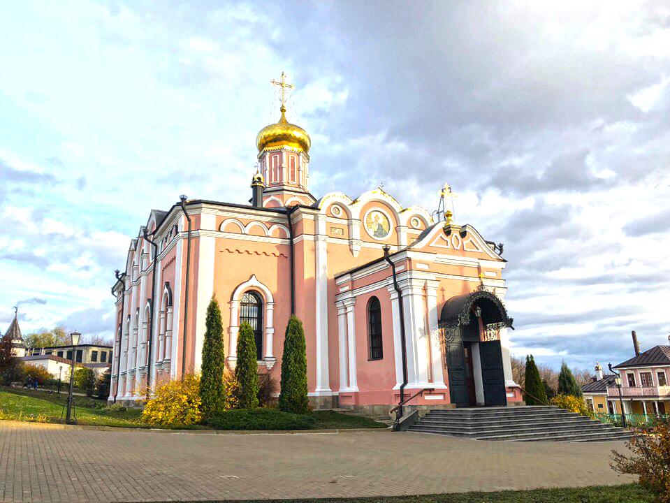 иоанно богословский монастырь пощупово