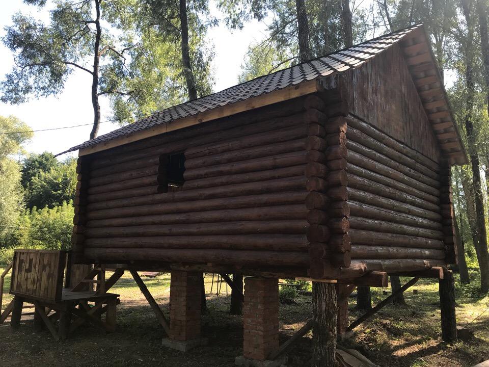 аренда домика в парке пересвет