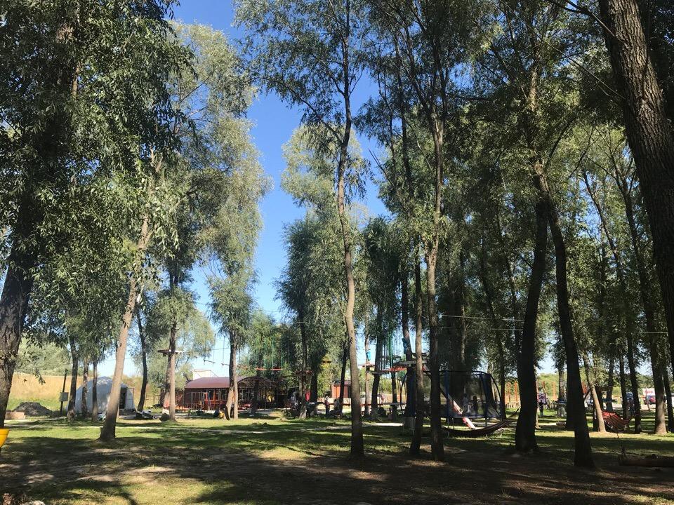 парк пересвет рыбное