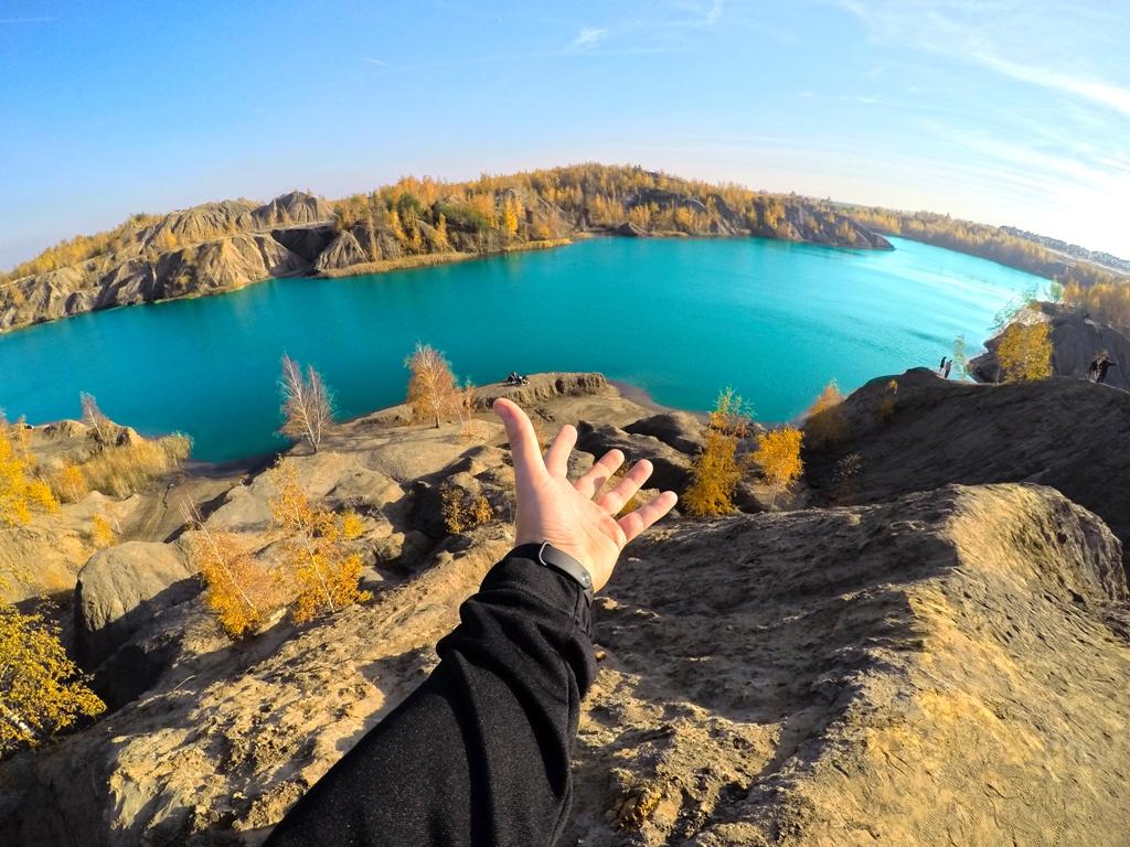 знаменитые тульские голуыбе озера кондуки