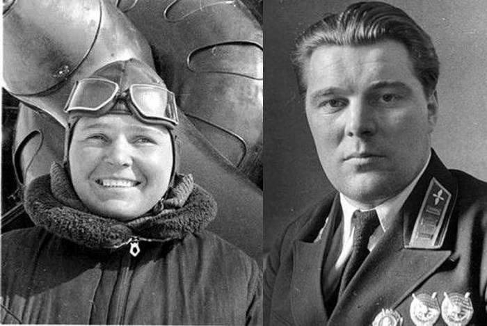 Летчики-асы - Полина Осипенко и Анатолий Серов. Как погибли Герои СССР