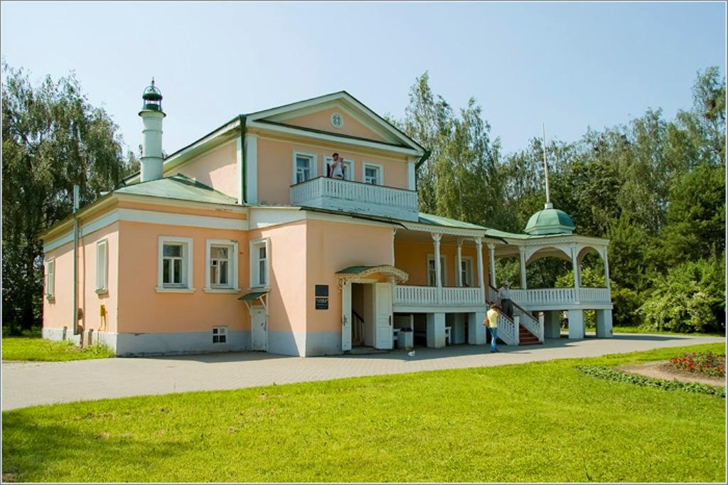 Государственный музей-заповедник С.А. Есенина в Рыбновском районе с. Константиново