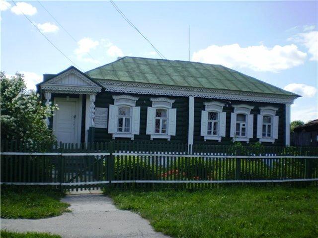 Музей братьев Пироговых в с. Новосёлки Рыбновского района Рязанской области
