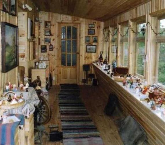 Музей Пощуповской глиняной игрушки