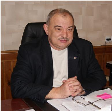 Глава Рыбновского района Зюба В.В.