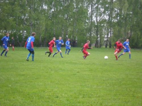 В 8 туре ФК «Рыбное» примет на своем поле касимовскую команду